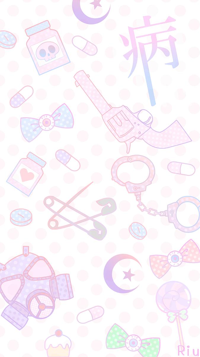 病みかわいい 壁紙 完全無料画像検索のプリ画像 Bygmo
