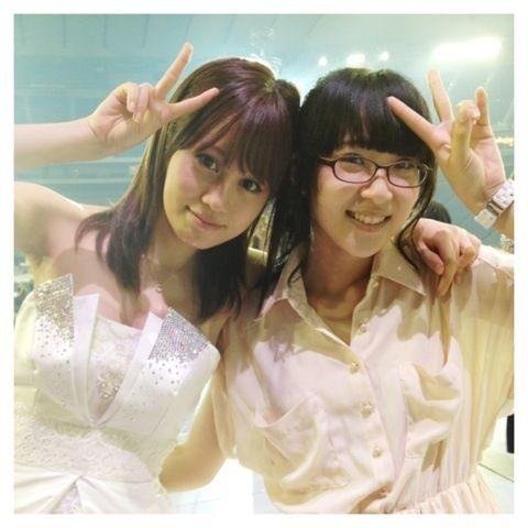 元AKB48 前田敦子  AKB48 仲谷明香の画像 プリ画像