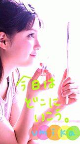 川島海荷 プリ画像