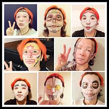 淳士×マスク プリ画像