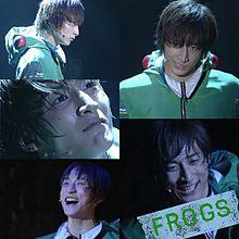 小関裕太 FROGS プリ画像