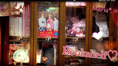 *.* Bookshelf *.*の画像(プリ画像)