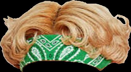りゅうちぇる  髪型 透明加工の画像(プリ画像)