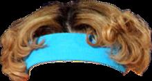 りゅうちぇる 髪型 透明加工 プリ画像