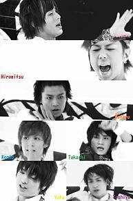 Kis-My-Ft2キスマイ 北山千賀宮田横尾藤ヶ谷玉森二階堂❤ プリ画像