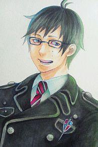 割と真面目に描いた雪男先生。の画像(プリ画像)