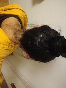 髪型 写メの画像(後れ毛に関連した画像)