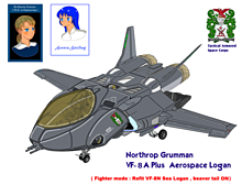 複座練習機 VT-8AE plus ローガンの画像(戦闘に関連した画像)