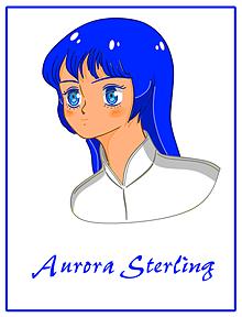 オーロラ・スターリング (胸像)の画像(戦闘に関連した画像)