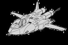 【戦闘機形態】ノースロップグラマン VF-8A  宇宙ローガンの画像(戦闘に関連した画像)