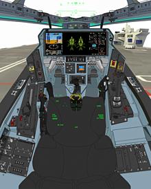 R-08 空母上 Block 45B VFH-10G オーロランの画像(block Bに関連した画像)
