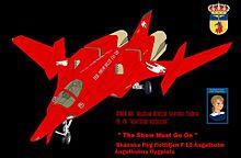 可変戦闘機シルフィード The Show Must Go Onの画像(シルフィーに関連した画像)