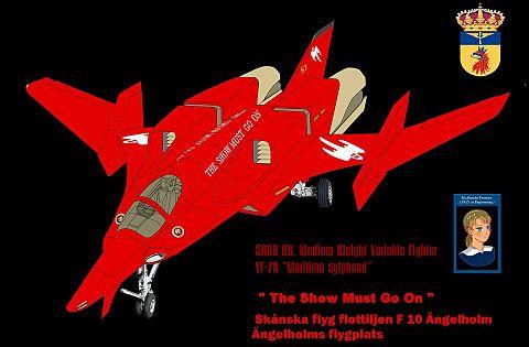 可変戦闘機シルフィード The Show Must Go Onの画像 プリ画像