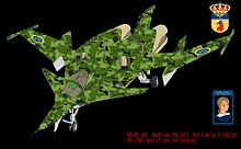 夏季森林迷彩 VF-7NEM マリタイム・シルフィードの画像(スウェーデンに関連した画像)