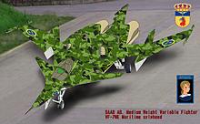 背景付き:VF-7NEM マリタイム・シルフィードの画像(スウェーデンに関連した画像)