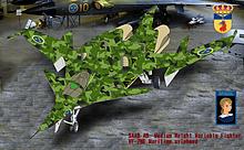 博物館展示 VF-7NEM マリタイム・シルフィードの画像(ルフィーに関連した画像)