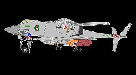 EO-DAS搭載 VFH-12スーパーオーロラン 固定翼手足排除