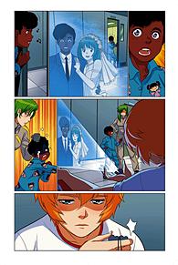 ロボテック:リミックス第1巻追加2の画像(ジーナに関連した画像)