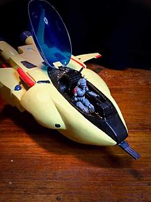 可変・軽戦闘機 VF-8A ローガン と『マリー・アンジェル』の画像(戦闘に関連した画像)