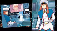 遠征艦隊軍の総司令官【宇宙海軍提督】早瀬未沙の画像(超時空要塞マクロスに関連した画像)
