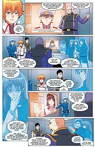 『リミックス』第2巻 見本 Aの画像(ジーナに関連した画像)