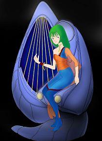 ムジカ・ノヴァとレーザー電子弦楽器 レーヴェ・フィセルの画像(日高のり子に関連した画像)
