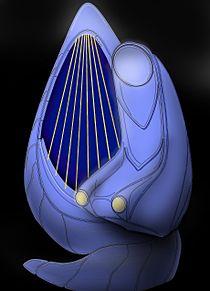 レーザーハープ〔電子弦楽器〕『レーヴェ・フィセル』の画像(日高のり子に関連した画像)