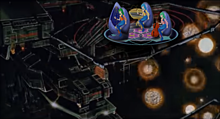 歌巫女三姉妹超時空要塞SDFN艦橋 ③ 【演奏歌唱 】の画像(ミキに関連した画像)