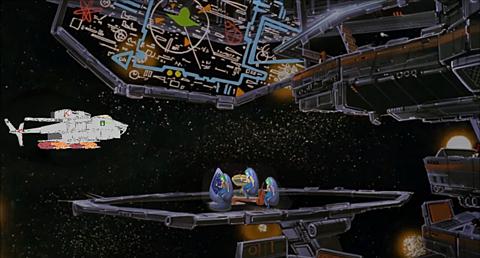 歌巫女三姉妹超時空要塞SDFN ④ 【演奏歌唱 】の画像(プリ画像)