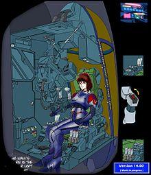 ( 湖川友謙 )第14版 VFH10 オーロランBlock1.5の画像(Robotechに関連した画像)