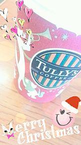 メリークリスマスの画像(タリーズコーヒーに関連した画像)