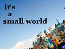 イッツアスモールワールドの画像(祝プリ2000万枚に関連した画像)