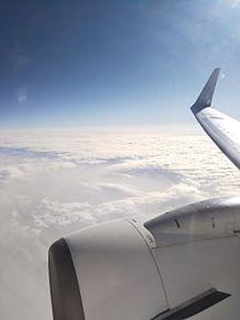 雲の上 プリ画像