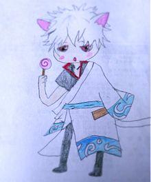 猫耳銀ちゃんの画像(猫耳に関連した画像)
