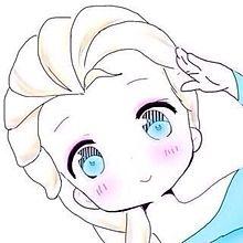 可愛い/ディズニー/エルサ/アナ雪/プリンセス/女の子/ゆるふわの画像(ディズニー/エルサに関連した画像)