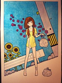 徳田有希 ゴミ袋と女の子の画像(ゴミ袋に関連した画像)
