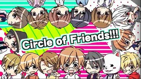 circle of friendsの画像(プリ画像)