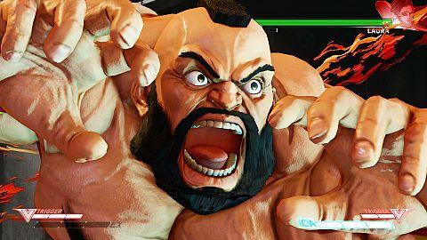 STREET FIGHTER V ZANGIEFの画像 プリ画像