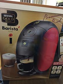 ネスカフェゴールド バリスタアイ コーヒー 珈琲の画像(バリスタに関連した画像)