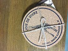コルク コースター キリン ダイソー 100円ショップの画像(100円ショップに関連した画像)