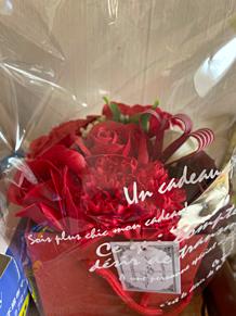 赤い花束 石鹸の画像(花束に関連した画像)
