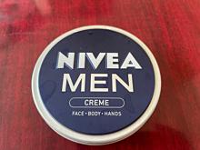 男性 美容 ニベアクリーム プリ画像