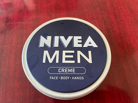 男性 美容 ニベアクリームの画像 プリ画像