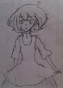 カゲロウデイズ 短髪マリーの画像(プリ画像)