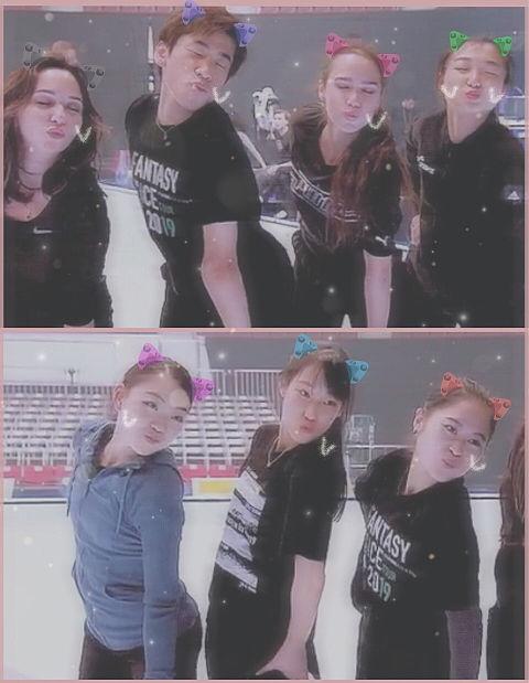 👩 Team Girls 💗の画像(プリ画像)